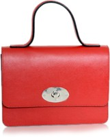 La Roma 1110RD Hand-held Bag - Red