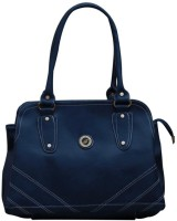 Fostelo Diamond Studded Shoulder Bag - Blue