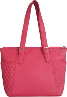 Toteteca Bag Works Quilteralla Shoulder Bag - Pink