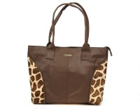 Bombay High 013-Brown Satchel Brown