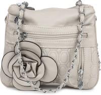 Star Style Hand-held Bag Beige