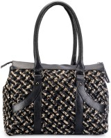 Phive Rivers Genuine Leather - AZTEC_PR847 Hand-held Bag Black