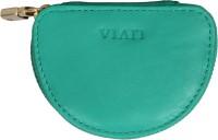 Viari Cannes Jewellery Case Pouch Potli Emerald Green