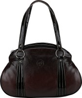Aadi And Sons Simple Appeal Hand-held Bag Brown03