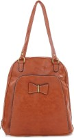 Iva Hand-held Bag Light Brown