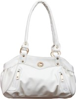 Fostelo Elite Swann Shoulder Bag (White)