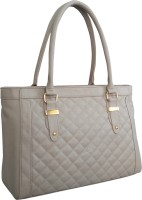 Toteteca Bag Works Quilted Hand-held Bag (Beige)