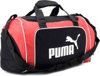 Puma Hand-held Bag Black, Red And White