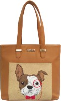 Toteteca Bag Works Hand-held Bag Tan