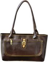 Bueva Exclusive (Cb18) Hand-held Bag (Coffee Brown - Cb18)