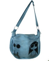 Essart EI/SHB/0074 Shoulder Bag - SkyBlue-005