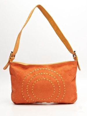 Murcia Murcia Tribal Shoulder Bag (Orange)
