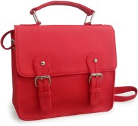Toteteca Bag Works TT2318 Small Sling Bag - Red