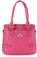 RRTC Stylish And Sleek Hand-Held Bag Pink