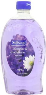 Softsoap Hand Washes and Sanitizers Softsoap lavender and chamomile liquid hand soap refill