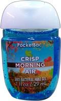 Bath & Body Works Crisp Morning Air Anti Bacterial Gel Hand Sanitizer (29 Ml)