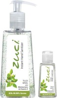 Zuci PACK OF 250 ML & 30 ML HAND SANITIZER- TULSI Hand Sanitizer (280 Ml)