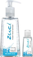 Zuci PACK OF 250 ML & 30 ML HAND SANITIZER- NATURAL Hand Sanitizer (280 Ml)