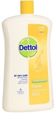 Buy Dettol Fresh Handwash: Hand Wash Sanitizer
