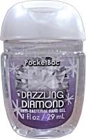 Bath & Body Works Dazzling Diamond Anti Bacterial Hand Gel Hand Sanitizer (29 Ml)