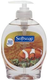 Softsoap Hand Washes and Sanitizers Softsoap antibacterial liquid hand soap, aquarium series, pump