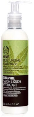 The Body Shop Hand Washes and Sanitizers The Body Shop Hemp Moisturising Hand Wash