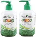 Medimix Hand Washes and Sanitizers Medimix Herbal Hand Wash