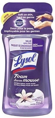 Lysol Hand Washes and Sanitizers RAC87057