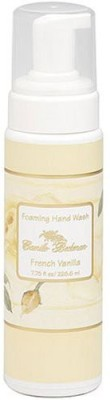 Camille Beckman Hand Washes and Sanitizers Camille Beckman foaming hand wash french vanilla scent