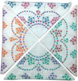 Blacksmith 100% Cotton Ladies Handkerchief Colorful Prints Handkerchief