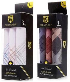 Sir Michele HCOMB06004 Handkerchief