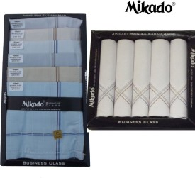 Mikado Business Class Handkerchief