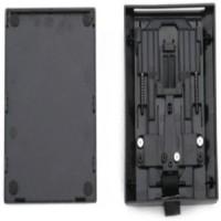 KARP Enclosure Case For Xbox 360 Slim Hard Drive 2.5 Inch Hard Disk Case (For Microsoft XBox360 Slim Console Only, Black)