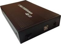 Tapawire Desktop SATA EXTERNAL 3.5 Inch External Hard Drive Enclosure (For Hard Drive Case For 3.5, Portable Hard Drive, WD/Seagate/Toshiba/Clickfree/ External Hard Drives, Black)