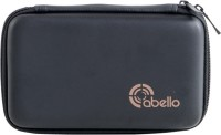 Abello Hard Disk Drive Case 2.5 Inch External Hard Disk Cover (For Adata, Seagate, Dell, Transcend, Hitachi, HP, WD (Western Digital), Buffalo, Sony, Toshiba, Black)