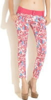 Deal Jeans Printed Synthetic Women's Harem Pants