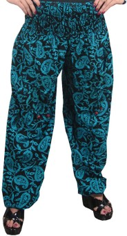 Indiatrendzs Paisley Polyester Women's Harem Pants