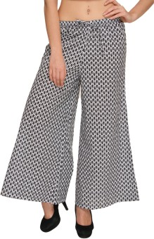 Co.in Printed Cotton Women's Harem Pants - HARE4G44YJ6M7BHT