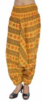 Jaipur Kala Kendra Printed Cotton Women's Harem Pants - HAREYZDVSWKPDBXN
