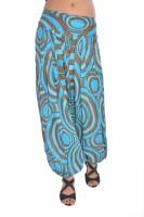 Jaipur Kala Kendra Printed Cotton Women's Harem Pants - HAREYZDVT7RUHHT2