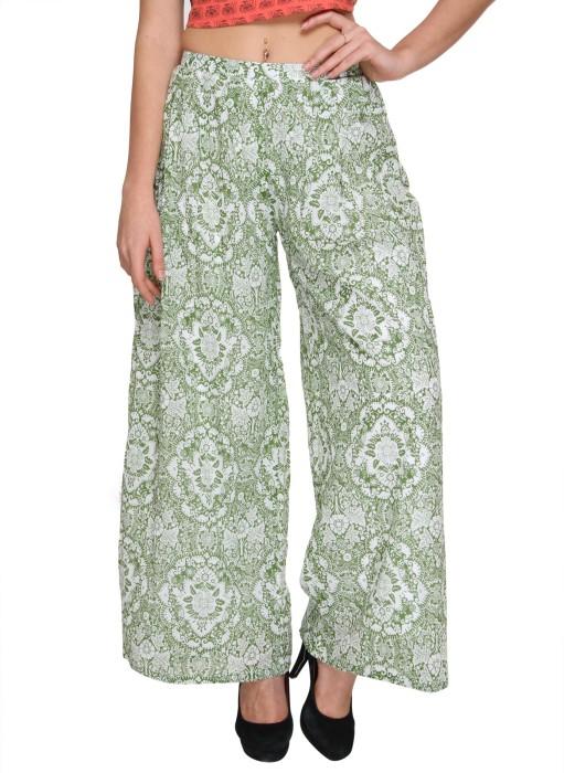 Co.in Printed Cotton Women's Harem Pants - HARE4G44TZZYBAVJ