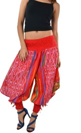 Striyah Couture Printed Cotton Women's Harem Pants