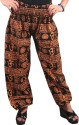 Indiatrendzs Printed Polyester Women's Harem Pants