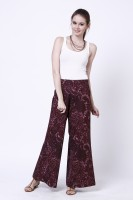 Thegudlook Printed Cotton Women's Harem Pants