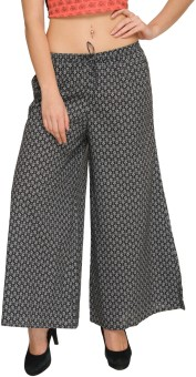 Co.in Printed Cotton Women's Harem Pants - HARE4G44YUCSCD8R