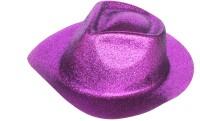 Satyam Kraft Party Hat (Purple, Pack Of 1)