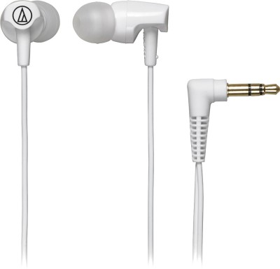 Audio Technica ATH-CLR100 WH In-the-ear Headphone