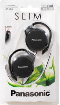 Panasonic RP-HS46E-K Wired Headphones