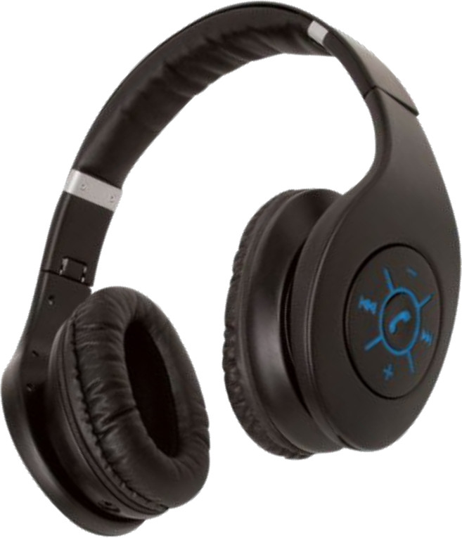 soundlogic dual bluetooth with aux in over the ear. Black Bedroom Furniture Sets. Home Design Ideas