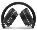 IKare 047 Bluetooth MP3 FM Stereo Headphone Wireless Bluetooth Headphones (Black, On The Ear)